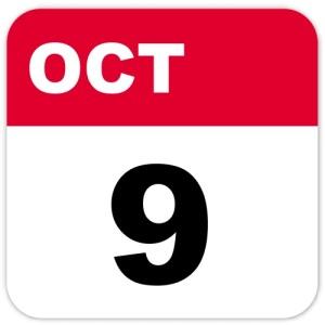 October-9